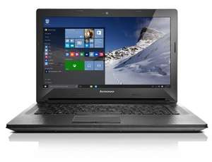Lenovo Z50 15.6-Inch HD Laptop (Black) - (AMD FX-7500 APU with RadeonTM R7 Graphics, 8 GB RAM, 1 TB Storage, Windows 10 Home) £229.99 @ Amazon