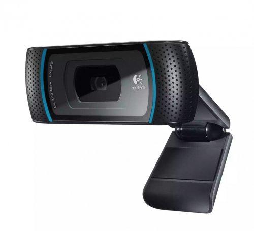 Logitech B910 HD Webcam (second hand) with 2 yr warranty @ CeX! - £18