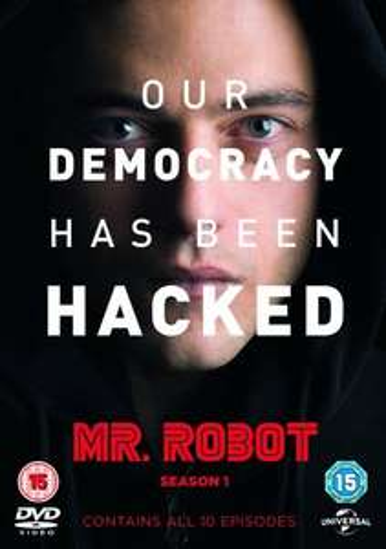 Mr. Robot - Season 1 [DVD] [2015] - £8 (Prime) £9.99 (Non Prime)