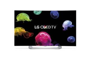 LG 55EG910V 55 inch 1080p Full HD OLED Curved Smart TV WebOS £999 [lightning deal] @ Amazon