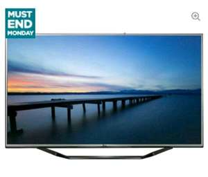 "LG 60UH625V Smart 4k Ultra HD HDR 60"" LED TV @ currys pc world £899 using £100 code"