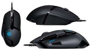 Logitech G402 Hyperion Fury Gaming Mouse with 8 Programmable Buttons £24.99 @ Amazon (lightning deal)