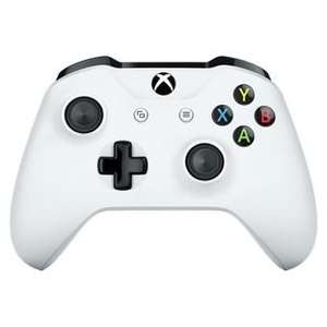 white Xbox one controller plus free halo 5 guardians, £47.99 @ Argos