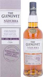 the glenlivet nadurra whisky £16.25 @ amazon
