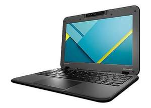 Lenovo N22 11.6-Inch HD Chromebook Laptop (Black) - (Intel Celeron N3060, 2 GB RAM, 32 GB EMMC, Chrome OS) £99.99 Amazon