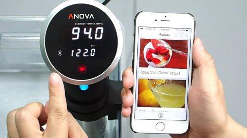 Anova Precision Cooker Sous Vide cooking @ Anova £50.00 off both models.