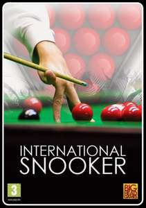 International Snooker (PC Digital) £4.15 @ Shopto
