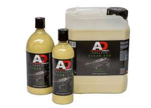 Clear Vue Glass Polish (Low Dust) - £3 By Autobrite Direct 500ml (£7 inc del)