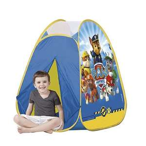 Paw Patrol Pop Up Tent £2.50 @ Tesco Instore