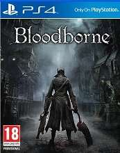 [PS4] Bloodborne-As New (Boomerang Rentals) £10.80