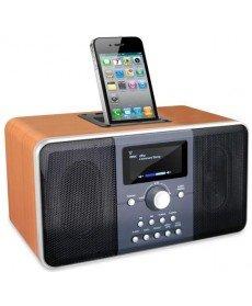 HUMAX BC900I Portable Internet/DAB/DAB+ & FM Radio w iPod-dock £49 @ Powerdirect