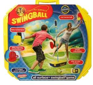 Mookie all surface swingball scanning at £10 *in-store * @ Tesco