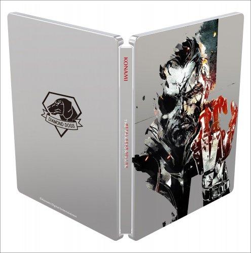 Metal Gear Solid V: The Phantom Pain - Steelbook Case - £2.49 - eBay/Sholing Video