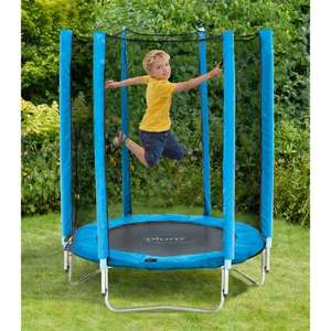 Plum Junior Trampoline & Enclosure £15 @ Tesco