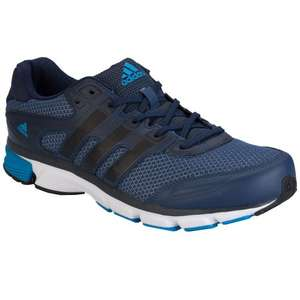 Mens adidas Nova Cushion M Running Shoes (Size 7.5) In Navy From Get The Label ebay outlet - £29.87