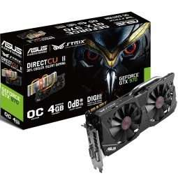 ASUS GTX 970 DirectCU II OC Strix 4096MB £188.99 delivered @ overclockersUK