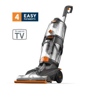 Vax Dual Power Pro Carpet Washer with free Vax Steam Mop and 6 yr warranty! £199.96 instead of £299 FREE next day delivery and 4 installments - Vax Website plus poss 3% Quidco!