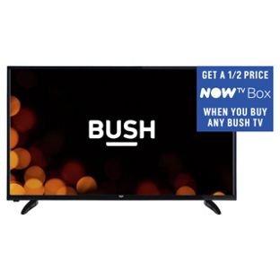 Bush 50 Inch Full HD FVHD LED TV £269.99 + £3.95 delivery @ Argos