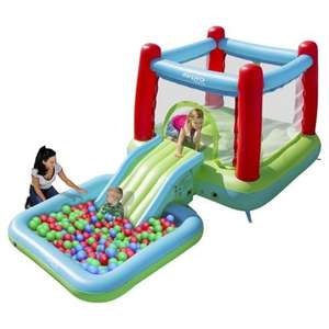 Airpro bouncy castle and slide £32.50 @ Tesco instore - Corstorphine edinburgh