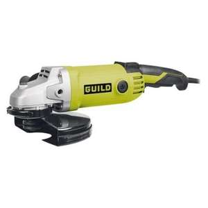 GUILD PGA230G1 2000W angle grinder £13.93 at Homebase