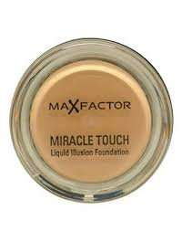 Boots Max Factor Glitch: 3 Miracle Touch Foundations £10.98 + Free Perfume Samples. (Other items included in glitch in first post)