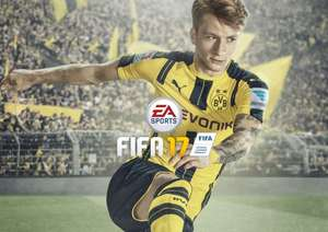 Fifa 17 PS4/XBOX ONE £38.66 thegamecollection (using promotion code 10% off)