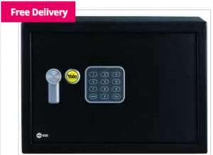 Yale Compact Safe £27.99 with free delivery @ Maplin