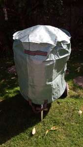 Lidl Garden Waste Bag, doubles as a 57cm grill cover - £3.99