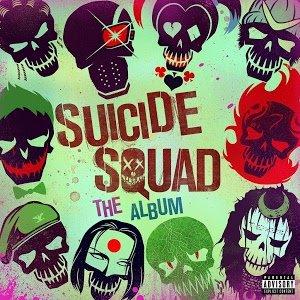 Suicide Squad album £1.99 @ Google Play