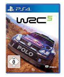 WRC 5 (PS4) at Amazon for £16.91 (Prime) or £18.90 non-Prime @ amazon