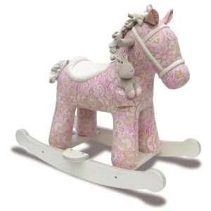 Little Bird Told Me Pixie and Fluff Infant Rocking Horse (was £99) Now £74 delivered using code at Kiddicare (Comes in Red too)