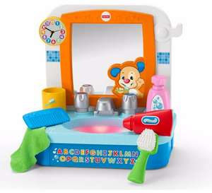 Fisher-Price Laugh & Learn Let's Get Ready Sink (was £29.97) Now £18.00 C&C at Asda George