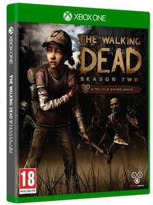 The walking dead season 2 xbox one cex instore for £12 (pre-owned)