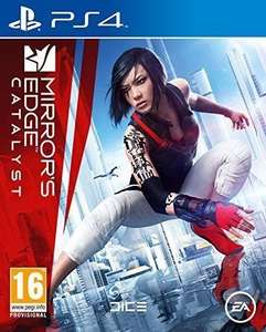 [PS4] Mirrors Edge Catalyst-As New (Boomerang Rentals Via Ebay) for £21.99