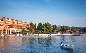All inclusive stay at the Epidaurus Hotel, Cavtat, Dalmatian Coast (Dubrovnik), Croatia including flights, meals, drinks etc for £253pp (based on two people) @ Monarch