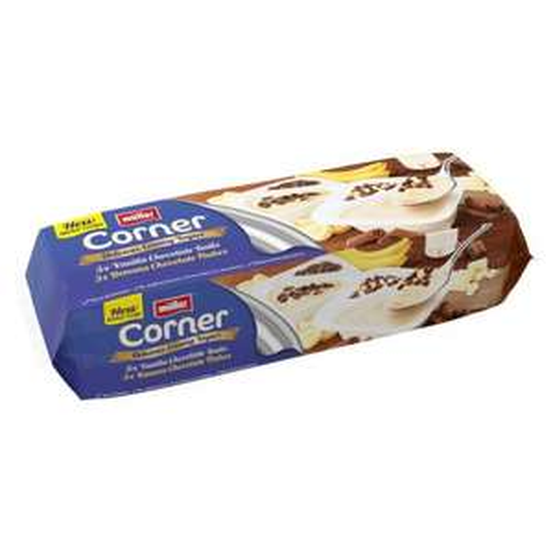 Muller corner yogurts 6 pack - £1.50 Farmfoods