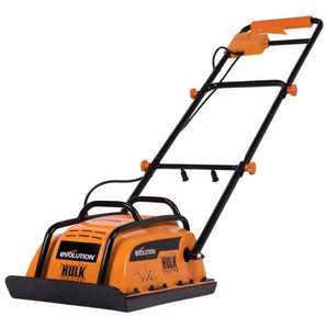 Evolution hulk electric compaction plate (wacker plate) 155.99 @ Trade Counter Direct