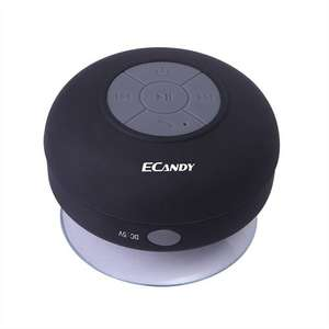 Waterproof Wireless Bluetooth Speaker With Handsfree/Mic £3.99 @ Sold by Ecandy-UK and Fulfilled by Amazon [add-on]