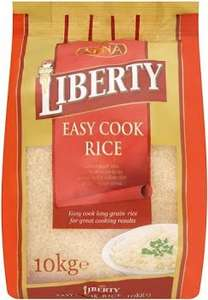 Apna Liberty Liberty Easy Cook Rice 10 KG £5.50 @ Asda
