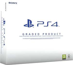 Sony PlayStation 4 500GB - Black B Chassis Graded (Certified Refurbished) £199.99 @ Amazon