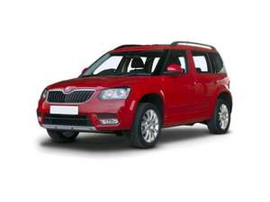 skoda yeti auto 1.2 tsi personal lease deal. £130/m @ fleetprices