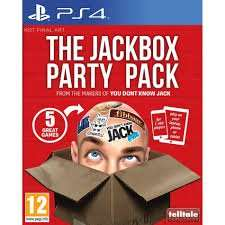 Jackbox Games Party Pack Vol 1 PS4 and XBOX ONE £8.99 delivered 365games