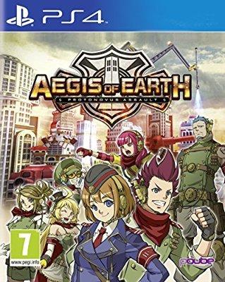 Aegis of Earth: Protonovus Assault (PS4) £12.85 Delivered @ Base/Shopto
