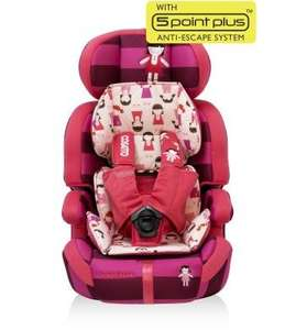 Cosatto Zoomi - Group 1-2-3 Car Seat Dilly Dolly £79.99 lesters-nurseryworld.co.uk