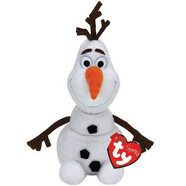 Ty Beanie Disney Frozen  Olaf Soft Toy - £2 @ Thetoyshop.com