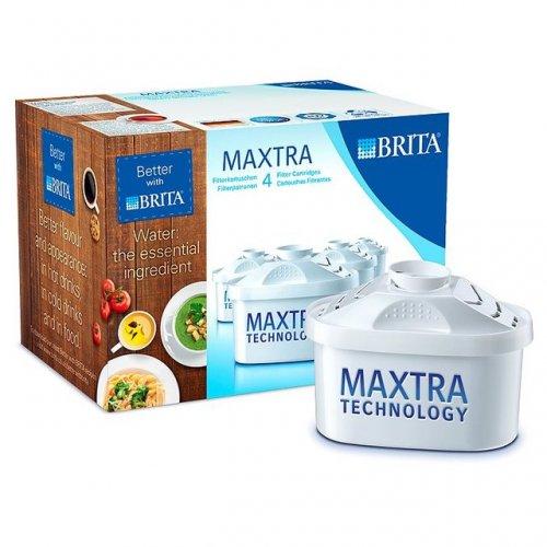 Britex Maxtra Water Filter Cartridges 4 Pack £10 Morrisons