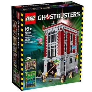 LEGO Ghostbusters Firehouse Headquarters 75827 - £254.99 Del (with code) @ Smyths Toys