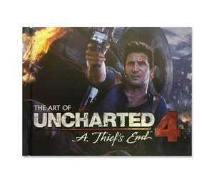 Uncharted 4 - A Thief's End 48-Page Artbook (Hardcover) £2.99 Delivered @ Simply Games via eBay