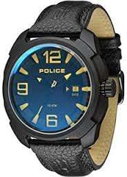 POLICE men's quartz watch £34.39 delivered @ Amazon with code