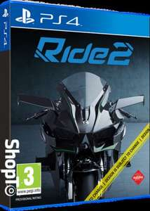 Buy Ride 2 | PS4 | Free UK Delivery - ShopTo £34.86